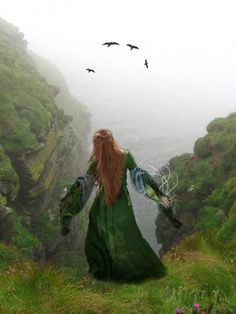 An Old Irish Folk Prayer to Brigid Celtic Goddess, Celtic Mythology, Brighid Goddess, Fantasy Magic, Fantasy Art, Fantasy Women, Wiccan, Magick, Witchcraft