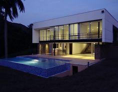 El Orquideal, Los sueños no tienen fronteras. #DreamHouse #architecture #water