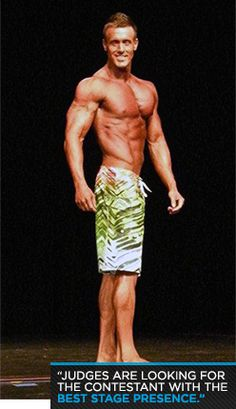 Men's Physique Contests: Preparation Advice From 3 ...