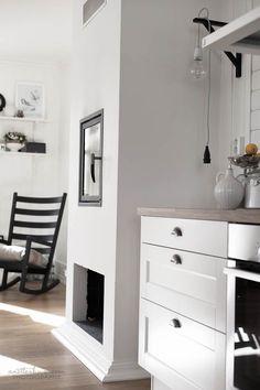 my kitchen / diy-lamp