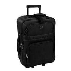 New Black Travel Carry On Suitcase On Wheels With Extendable Handle Jetstream http://www.amazon.com/dp/B00471BAGG/ref=cm_sw_r_pi_dp_CS7Xvb0N279C7