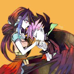 Ruri and Yuto