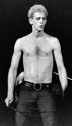 Lou Reed 1974 Concert