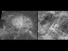 What's Baking On Saturn's Moon Titan? Radar images from NASA's Cassini spacecraft reveal some new curiosities on the surface of Saturn's mysterious moon Titan, including a nearly circular feature that resembles a giant hot cross bun and shorelines of ancient seas.