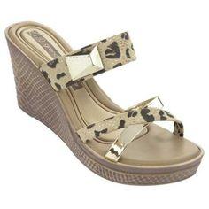Grendha Women's Python Thong Sandal-Brown-Size 6