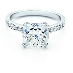 Tiffany Novo engagement ring. Only $51,500 for the 2.5 carat!
