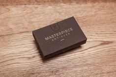 me-masterpiece_antique-grafik-design_folder-7488 Folder Design, Place Cards, Projects To Try, Place Card Holders, Branding, Antiques, Antiquities, Brand Management, Antique
