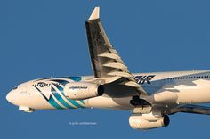 EgyptAir Airbus A330-343 (registered SU-GDS)