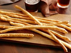 Homemade Hard Pretzels Recipe : Alton Brown : Food Network - FoodNetwork.com