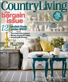 i love getting magazines that inspire me to decorate cook create garden - Carolina Home And Garden Magazine