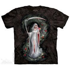 Life Blood T-shirt by Anne Stokes coming soon.