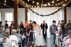 Ally  Zach had one of the most unique and beautiful unity ceremonies that I've seen. (Their ceremony space is also one of my favorite spaces that I've gotten to decorate.) Stop by the blog to read the details!  Photo: @mary_margaret_smith. Venue: @avondalebrewing. Ally's Hair: @wheelhousesalon. Ally's makeup: @beautyshockbham.