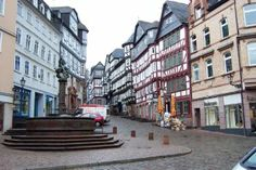 Marburg Germany - Elizabeth of Hungary