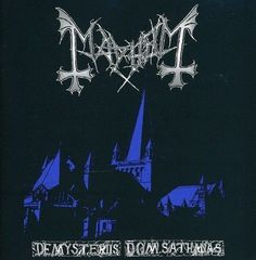 Mayhem  De Mysteriis Dom Sathanas [New CD]