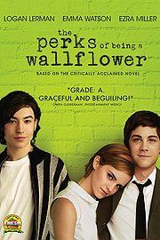 "The Perks of Being a Wallflower.   ""We accept the love we think we deserve.""   Not the kid's movie I thought it was. A beautiful look at love from the eyes of the innocent."