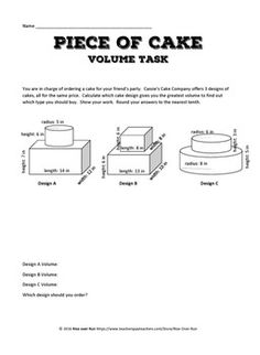 Volume Of Composite Shapes Worksheet volume of composite ...