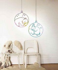 Quarto de bebê: decoração com adesivos e papel de parede  - Quarto bebê: dicas de decoração para o quarto do bebê