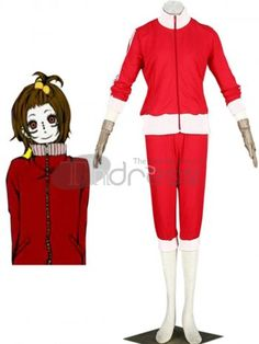 Vocaloid Cosplay / Vocaloid MEIKO Anime Cosplay Costume