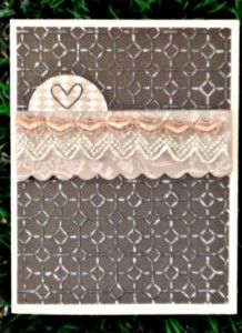 May 2013 Easy card #embossing #simonsaysstamp Lain Ehmann www.layoutaday.com