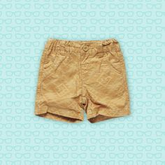 Pumpkin Patch Printed Shorts - 100% cotton, available in sizes 0-3m to 24m http://www.pumpkinpatchkids.com/