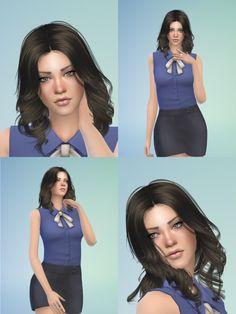 Yolanda Bella at Fronthal via Sims 4 Updates