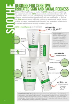 Rodan and Fields Soothe no more red irritated skin http://pattisimmons.myrandf.com