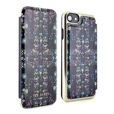 098ad1688 Ted Baker LILAMA Mirror Folio Case for iPhone 8   7– Unity Floral