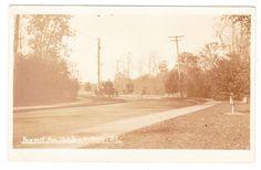 BC – VICTORIA, Oak Bay, Newport Avenue c.1924-1949 RPPC
