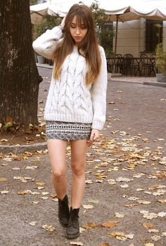 Indian Cola (by Laura Muller) http://lookbook.nu/look/4268997-Indian-Cola
