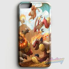 Pokemon Charmander iPhone 6/6S Case | casefantasy