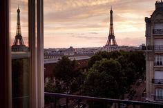 Hotel Duquesne Eiffel, Paris... Hopefully this will be the room we stay in next week on our honeymoon!!~L