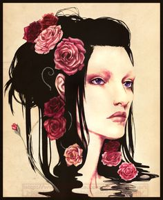.Ophelia. by *LucitaniaMarie on deviantART