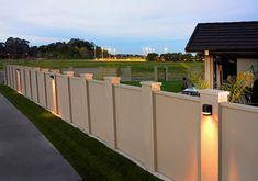 Diseño valla perimetral