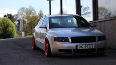 Audi A4 B6 Avant.