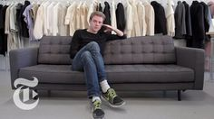 J.W. Anderson Interview | In the Studio | The New York Times