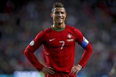 The Real Madrid striker and current Word Best Player, Cristiano Ronaldo added another record yesterday to his long list of amazing accolades. He is now the highest goalscorer in the European Champi. Psg, Neymar, Shakira, Milan, Cristiano Ronaldo 7, European Championships, Best Player, Motorcycle Jacket, Portugal