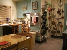Lovely, would like a big enough kitchen where I could have all my pots and pans out!