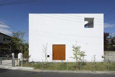Casa de adentro hacia afuera,© Koji Fujii / Nacasa&Partners Inc.