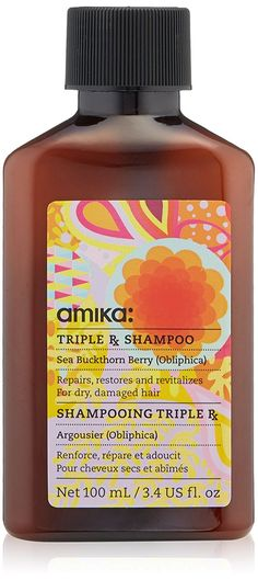 Amika Obliphica Triple Rx Shampoo, 3.38 Ounce -- This is an Amazon Affiliate link. More info could be found at the image url.