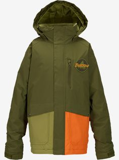 Burton Boys' Phase Jacket | Burton Snowboards Winter 15