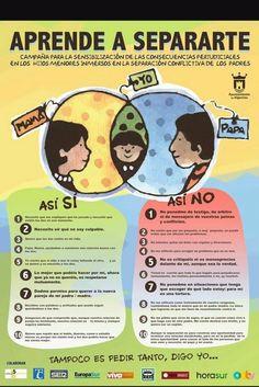 APRENDE A SEPARARTE #Psicología #Coaching
