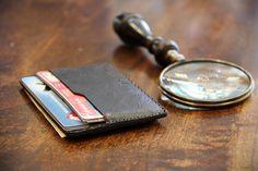 Bronxton Minimalist Leather Wallet