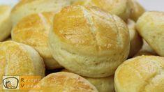 Recept za maslačak, Recept za maslac - Videozapisi o receptima Hungarian Recipes, Hungarian Food, Hamburger, Bread, Hungarian Cuisine, Brot, Baking, Burgers, Breads