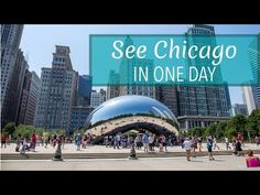Best Things to Do in Chicago in One Day | Uneven Sidewalks Travel Blog