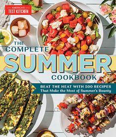 350-cover Main Dish Salads, Dinner Salads, Main Dishes, Salmon Nicoise Salad, Cucumber Tomato Salad, Grilled Scallops, Poached Salmon, Smoked Salmon, Classic Potato Salad
