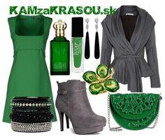 #kamzakrasou #sexi #love #jeans #clothes #dress #shoes #fashion #style #outfit #heels #bags #blouses #dress #dresses #dressup #trendy #tip #new #kiss #kisses Elegantná v smaragdovej - KAMzaKRÁSOU.sk