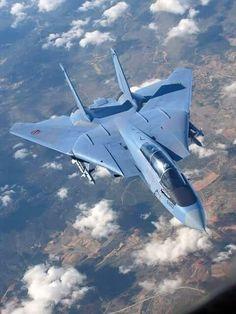 Beautiful fighter Jet... F~14