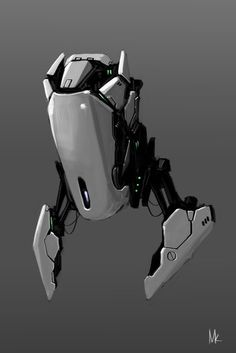 Repair drones, capable of repairing most primary systems of the city. While they cant repair holes in the hull, they can fix wires, pipes, ventilation systems, ect.