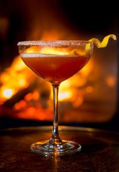 Good  Best Signature Cocktails for Winter Weddings