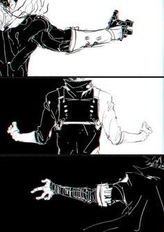 Boku no Hero Academia || Endeavor || Todoroki Shouto || Dabi